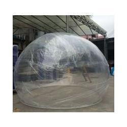 定做有机玻璃半球拼接圆球、半圆球加工、大型透明球亚克力大球图片