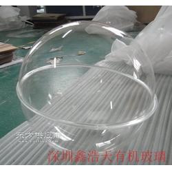 有机玻璃圆球广告罩,透明圆球装饰罩 大型亚克力圆球展示装饰球图片