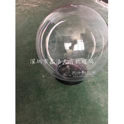 b定做有机玻璃圆球,亚克力半球罩,灯罩,亚克力吊灯,透明灯罩图片