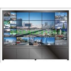 多功能监控电视墙 121 六联三层拼接电视墙 电视墙图片