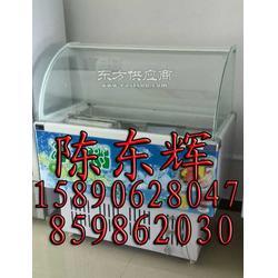 十盒商用冰粥柜 十二盒冰粥机 十二格冰粥机图片