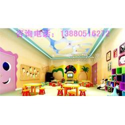 专业早教中心装修设计/专业幼儿园装修设计图片