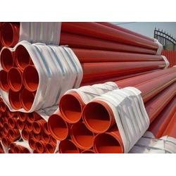 涂塑复合管厂家-银川涂塑复合管-天津涂塑复合管富舜钢管图片