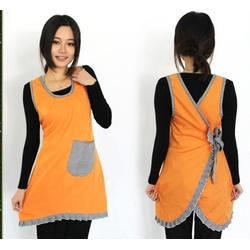 围裙订制,采购松岗工作围裙,围裙订制,依德莱服饰图片