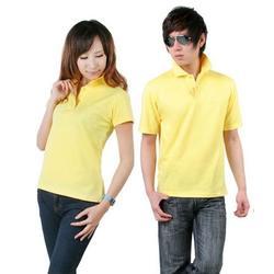 【广告衫】,南山纯棉翻领广告衫,依德莱服饰图片