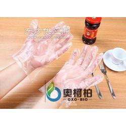 标准食品级一次性PE手套图片