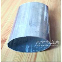 镀锌椭圆管厂家易通达镀锌椭圆管改型厂家图片