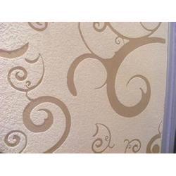 专业二手房墙面翻新-顺达艺展硅藻泥装饰-科技园墙面图片