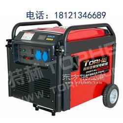 房车备用电源 3千瓦汽油发电机图片