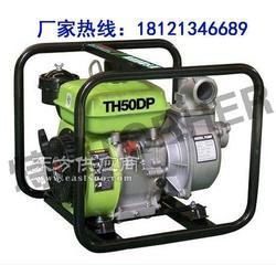 大口径4寸汽油机水泵图片