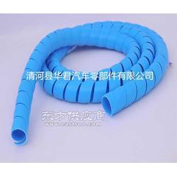 螺旋保护套35 螺旋胶管保护套 阻燃螺旋保护套图片
