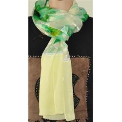 德州汇佳真丝织花长巾|汇佳纺织|长巾图片