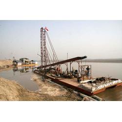 抽沙船、大型抽沙船厂家、盛金重工抽沙船图片