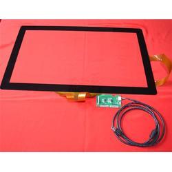 华源电子、USB接口多点触控电容屏、哈尔滨工业显示器触摸屏图片