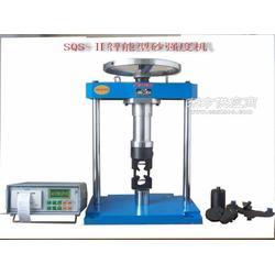 铸造用型砂试验仪器设备粘土砂型砂强度机SQS-I图片
