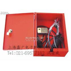 天然气站防爆静电接地报警仪固定式静电接地报警器图片