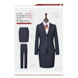 北京西装现货-制都服装厂家直销-女士西装现货图片