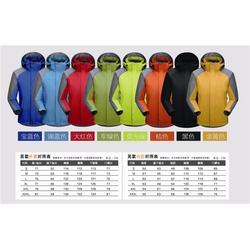 国产冲锋衣生产厂家-制都服装(在线咨询)台湾冲锋衣生产厂家图片