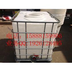 1吨IBC集装桶1000L塑料周转箱带铁框化工桶图片