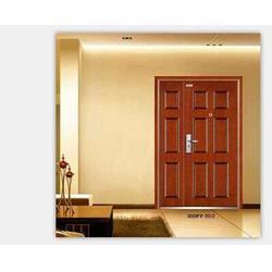 钢木门、质量好、钢木门的优缺点图片