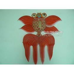 定制传统纯手工制作竹子立体风筝 传统风筝金鱼图片