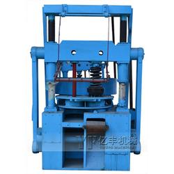 蜂窝煤机生产线-江西蜂窝煤机-亿丰机械最满意图片
