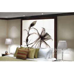卧室背景墙 3d彩雕背景墙 泰式风格背景墙图片