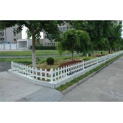 聊城草坪护栏、PVC花坛草坪护栏、鼎鑫营顺(多图)图片