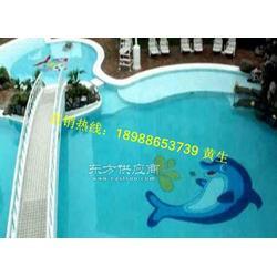 工厂直销-游泳池拼图 游泳池水晶马赛克图片