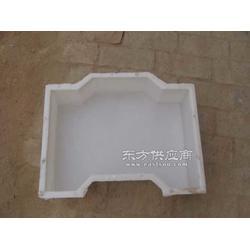 销售精品混凝土路缘石模具路肩石模具路肩石塑料模具图片