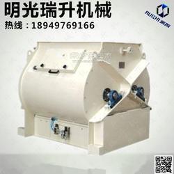 不锈钢无重力混合机厂家 2立方无重力干粉砂浆生产线 水溶肥料无重力混合机图片