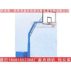 供应篮球架标准尺寸移动篮球架高度图片