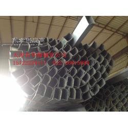低价生产扇形管-黑退扇形管图片