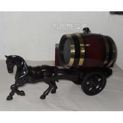 马拉车酒桶图片