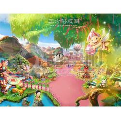甜蜜村儿童游乐园运营招商加盟进行中图片