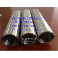 高强度厚壁TC4钛管图片