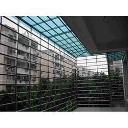 铁艺窗户防护栏杆-窗户防护栏杆-不锈钢护栏加工图片