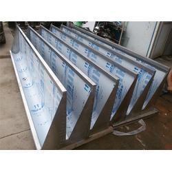 衡阳不锈钢小便槽-学校不锈钢小便槽尺寸-顺升加工厂家图片