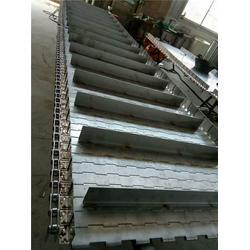 槽钢链板输送带-湖北链板-恒运网链图片