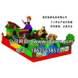 儿童充气跳跳床丨充气跳跳床图片