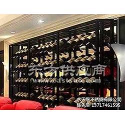 热销推荐爆款304黑钛不锈钢酒柜放心品牌值得信赖图片