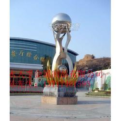 厂家定制 不锈钢金属雕塑 景观雕塑图片