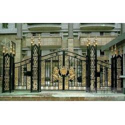 锌钢围栏、欧亚铁艺、锌钢围栏参数图片