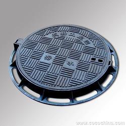 昌邑富凯铸造|烟台井盖|球墨铸铁井盖图片