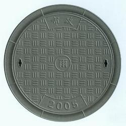 球墨铸铁井盖-球墨铸铁井盖-富凯井盖熔膜工艺先进