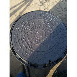 球墨铸铁井盖生产厂家-富凯井盖质量好-球墨铸铁井盖图片