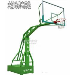 仿液压篮球架/平箱仿液压篮球架/移动式篮球架图片