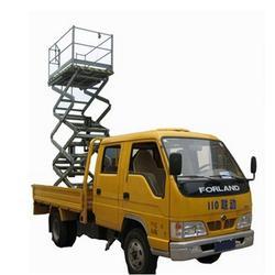 车载式升降机哪家好、力鼎高质量保证、九江车载式升降机图片