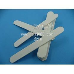 金顿美甲用品厂家定做一次性木片指甲锉图片