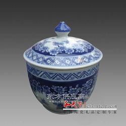 瓷器罐子生产厂家图片